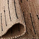 Amazon Brand – Stone & Beam Modern Jute Area