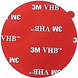 両面テープ 超強力 はがせる 壁用 防水 耐熱 車用 屋内用 30個 透明 #KLM 【Jyu永久に】