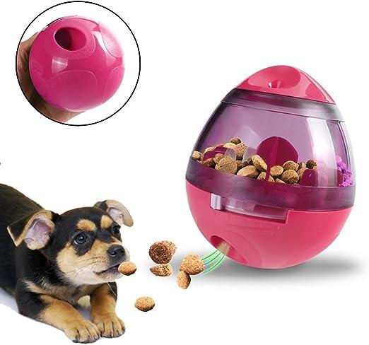 MG MULGORE Pelota de comida para mascotas, juguetes para perros ...