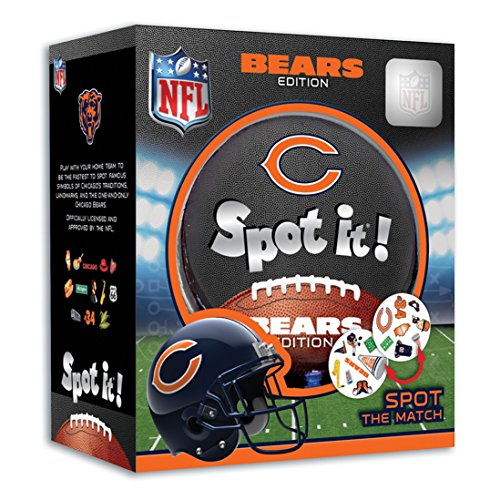 MasterPieces NFL Chicago Bears Spot It -