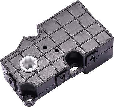 ROADFAR Air Door Actuator Heater Blend Door Actuator fit for 2002-2006 Chevrolet Trailblazer EXT 2002-2006 GMC Envoy XL 2003-2008 Isuzu Ascender 15-72811 88892975 Temp Aux