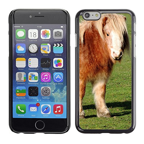 """Premio Sottile Slim Cassa Custodia Case Cover Shell // F00011176 poney // Apple iPhone 6 6S 6G 4.7"""""""