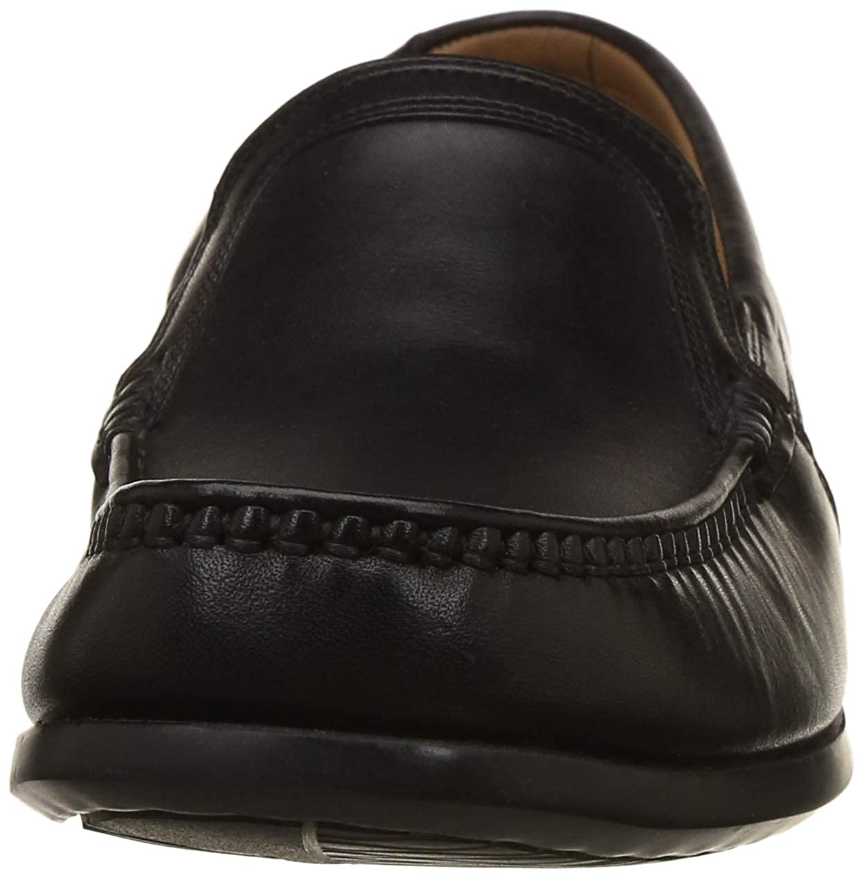 Para Cuña Zapatos Clarks Piel Sandalias Con Hombre De q3Rj54AL