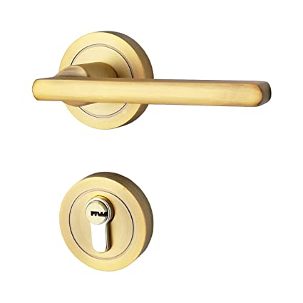 buy online fecc6 43e66 SEIDO SD-LKD01 Heavy Duty Zinc Alloy Modern Door Lever ...