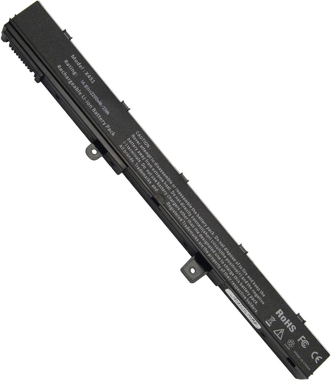 New A31N1319 Laptop Battery for Asus X551 X551C X551CA X551M X551MA 0B110-00250100 (General Battery)