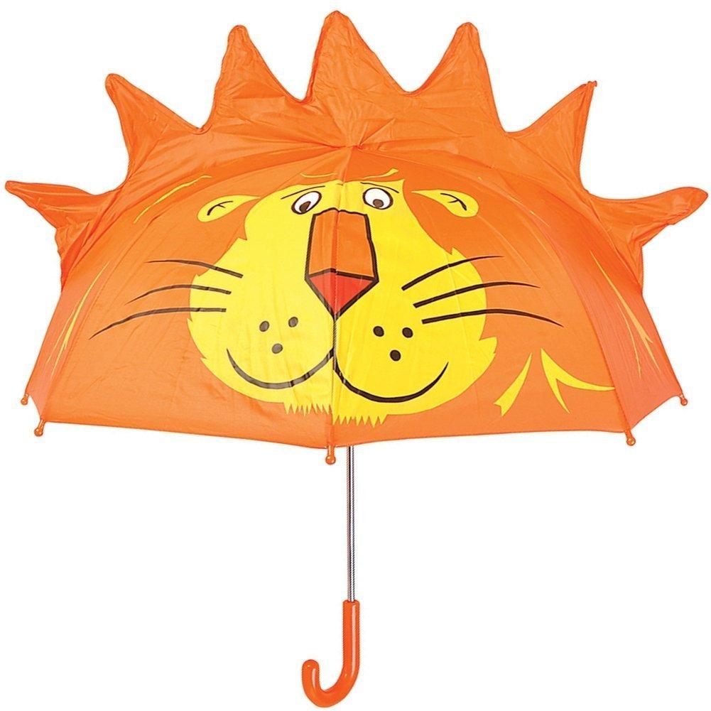 amazon com lion umbrella kids patio lawn u0026 garden