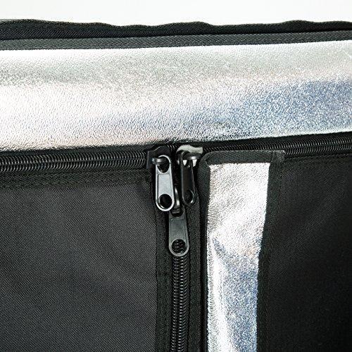 613nowyq%2BrL - iPyarmid 600D Indoor Grow Tent Room Reflective Mylar Hydroponic Non Toxic Hut