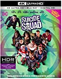 Suicide Squad (4K Ultra HD + Blu-ray + Digital HD) (4K Ultra HD)Includes Suicide Squad: Extended Cut on Blu-ray. It feels good to be bad… Assemble a team of the world's most dangerous, incarcerated Super Villains, provide them with the most powerful ...