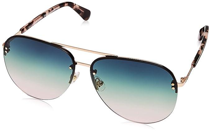 Amazon.com: Kate Spade Mujer Jakayla/S Aviator anteojos de ...