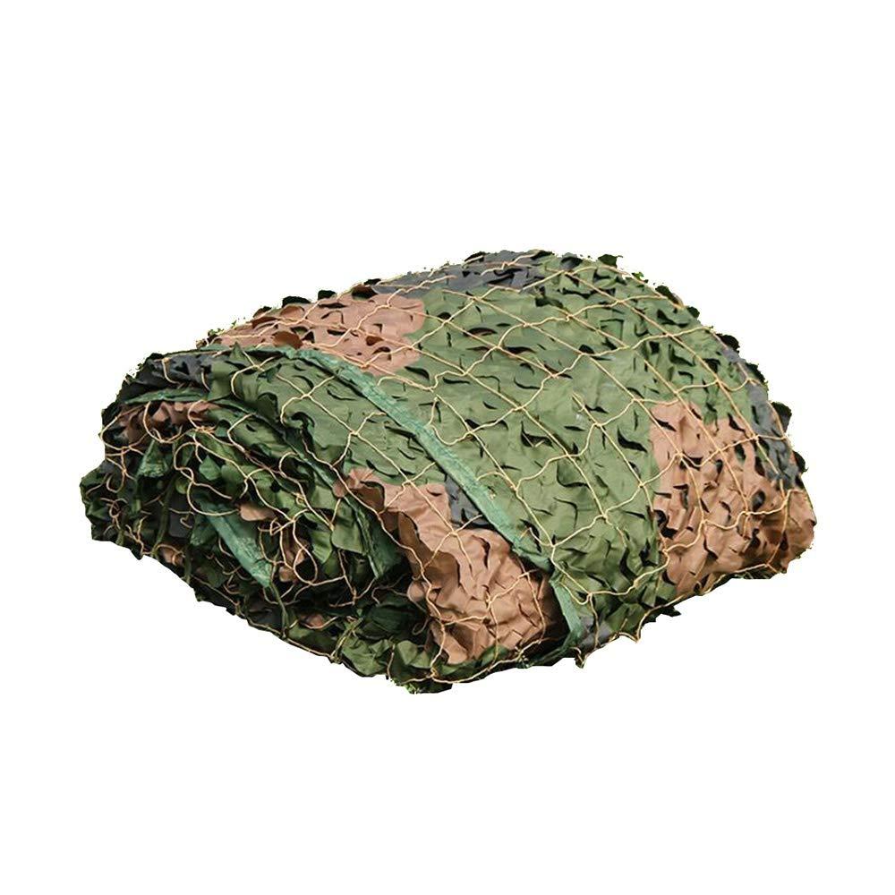 Vele parasole Xiaolin Desert Camo Netting Camouflage Net Military per Campeggio Caccia Tiro Protezione Solare Reti (Dimensioni   8x10m)