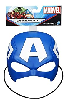 Marvel Captain America Movie Role Play Mask, Blue