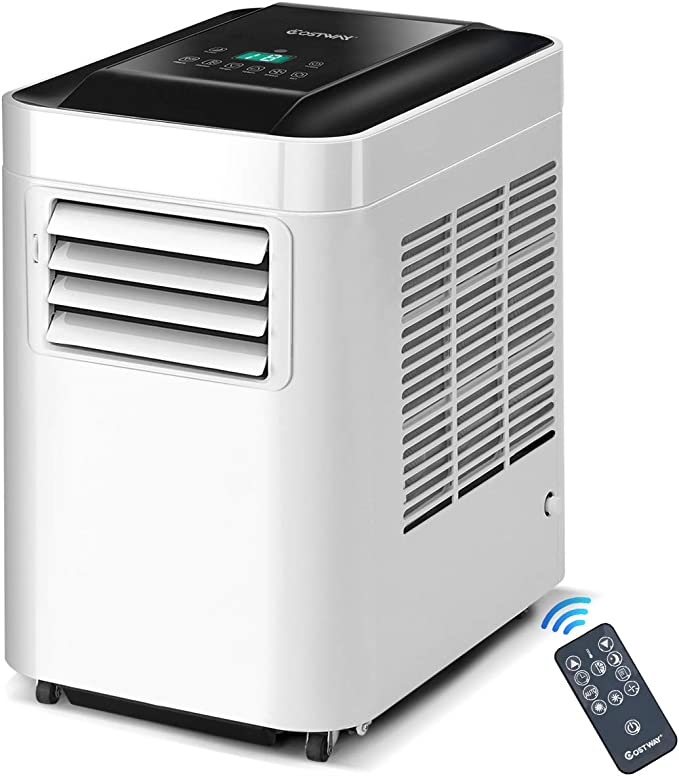 """AirFlow Cooling Fan 16/"""" Bladeless Fan With Remote Control Low db Home Office--xz"""