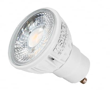 SILVER 440810 LED Pro Dicroica 5 W, Blanco