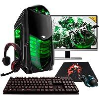 Pc G-fire Amd A4 7300 4gb 500gb monitor 21 Radeon Hd8470d 1gb Computador gamer Hermes Htg-151