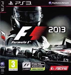 F1 2013 (PS3) (UK)