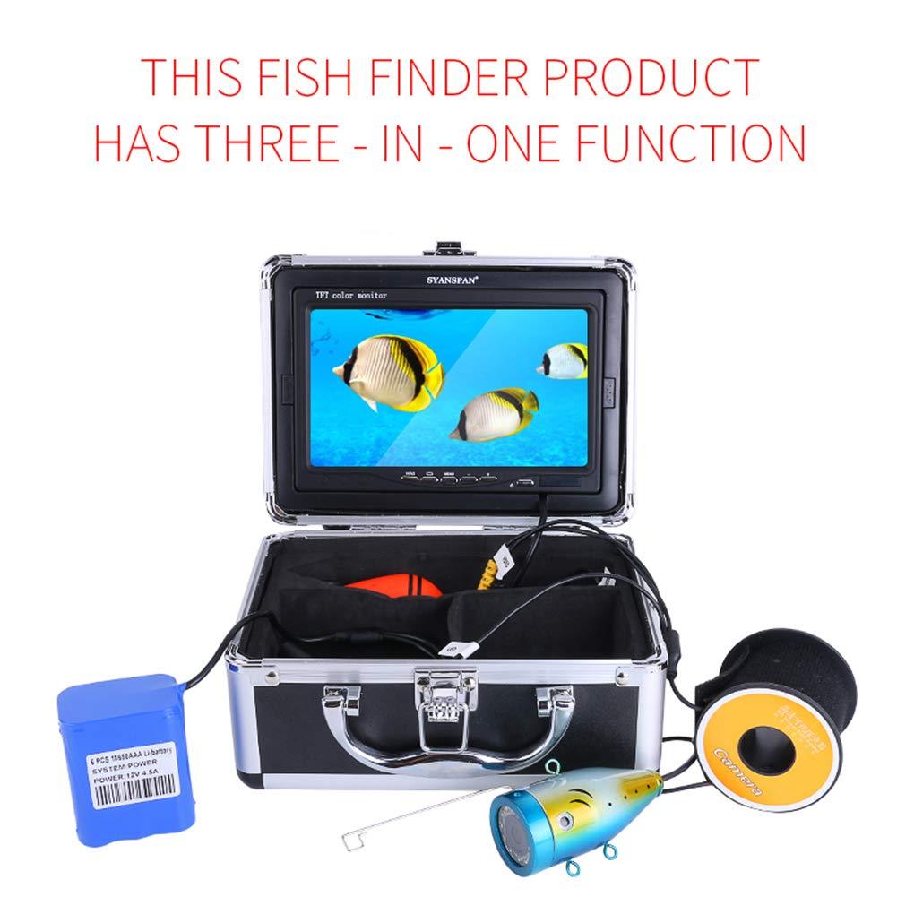 7インチ水中魚群探知機HD水中カメラTFTカラーディスプレイCCDとHD B07QPD61NS 1000TVLカメラDVRビデオ(30M) B07QPD61NS, 鶴吉羊羹 常盤木羊羹店:98e8abad --- tandlakarematspetersson.se
