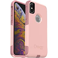 OtterBox Commuter Series Case for iPhone Xs & iPhone X Ballet Way (Pink Salt/Blush)