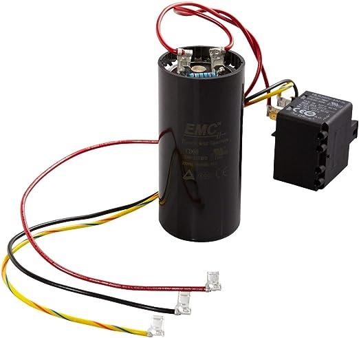 Ac Dual Run Capacitor Wiring Diagram - Wiring Diagram Networks