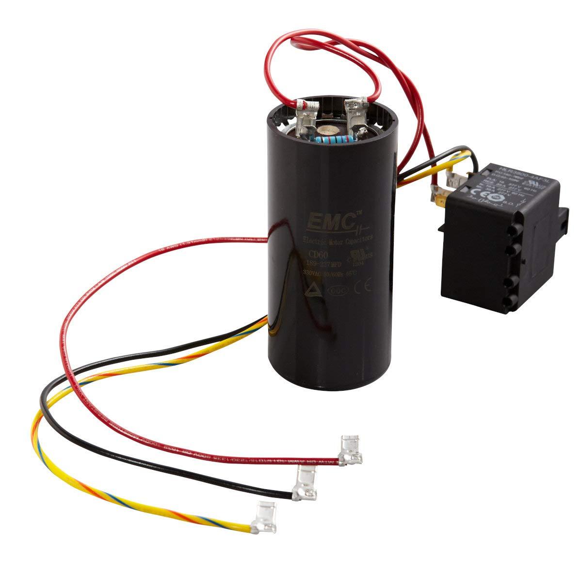 5-2-1 CSRU2 Compressor Saver for 3-1/2 to 5 Ton Units