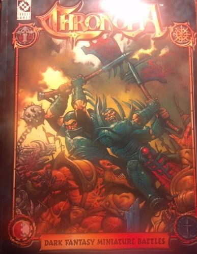 Chronopia: Dark Fantasy Miniature Battles