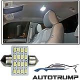AUTOTRUMP 16 led Interior Roof light for Mahindra Scorpio
