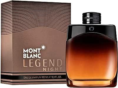 MONT BLANC Legend Night Edp For Men 100Ml