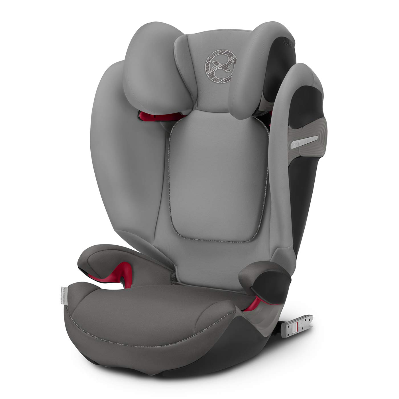 15-36 kg Group 2//3 From approx 12 years For Cars with and without ISOFIX CYBEX Gold Solution S-Fix Childs Car Seat Urban Black 3 to approx