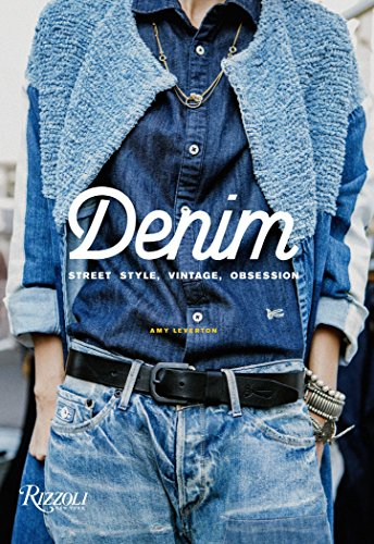 Vintage Denim - Denim: Street Style, Vintage, Obsession