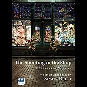 The Shooting in the Shop Audiobook
