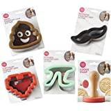 Rosanna Pansino Nerdy Nummies Crazy for Cookies Set by Wilton