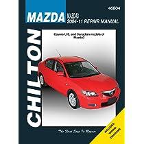 chilton 2004 mazda 3i manual