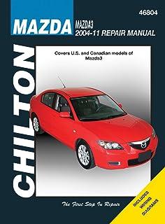 2012 mazda 3 shop manual