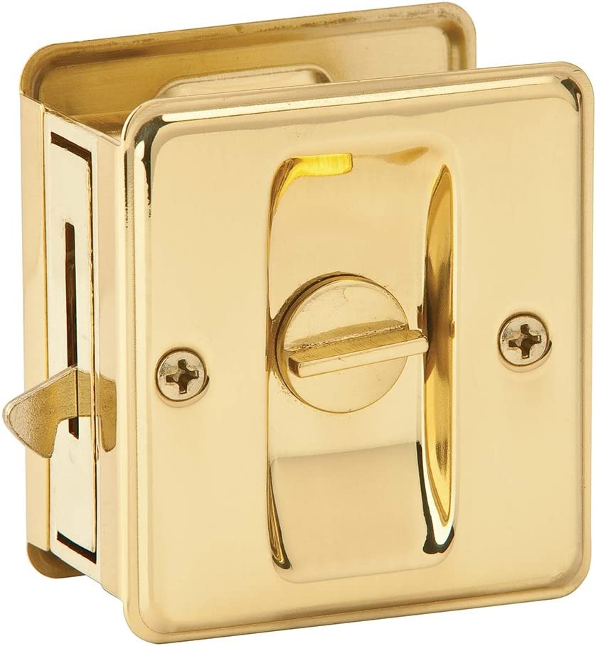 Ives by Schlage 991A3 Sliding Door Pull