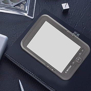 BK6006 HD 6 Pulgadas 4G / 8G / 16G Ereader Ebook Reader Lector de Libros Comfortlight Pro (Gris) (JIO-T): Amazon.es: Electrónica