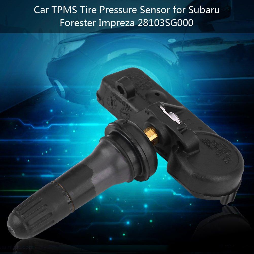 Car TPMS Internal Sensor Keenso Tire Pressure Monitoring System Tire Internal Sensor Replacement for Subaru Forester Impreza Legacy Outback WRX