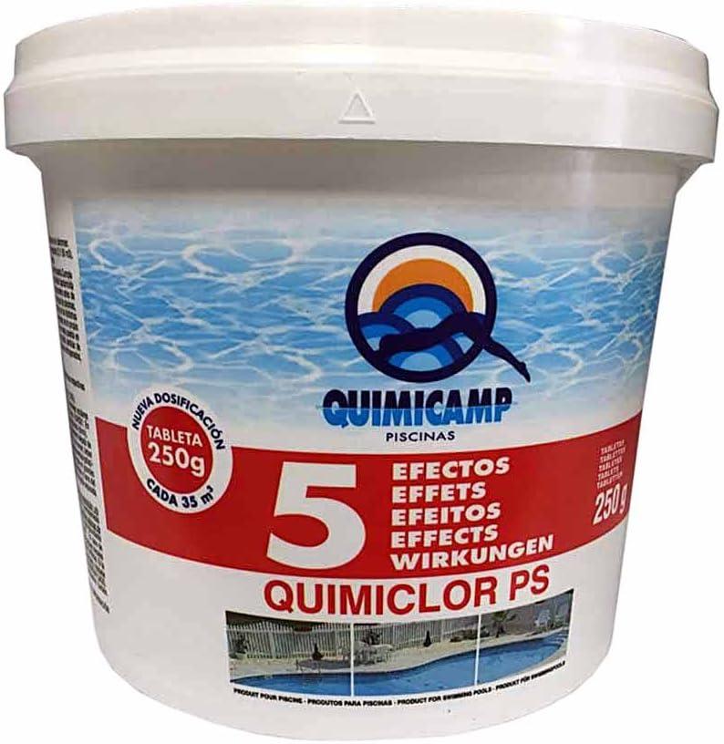 Quimicamp 201805 - Cloro Antialga Quimiclor Tab.200G.201805