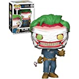 Coringa The Joker Death Of The Family 273 Funko Pop! DC Super Heroes Hot Topic Exclusive