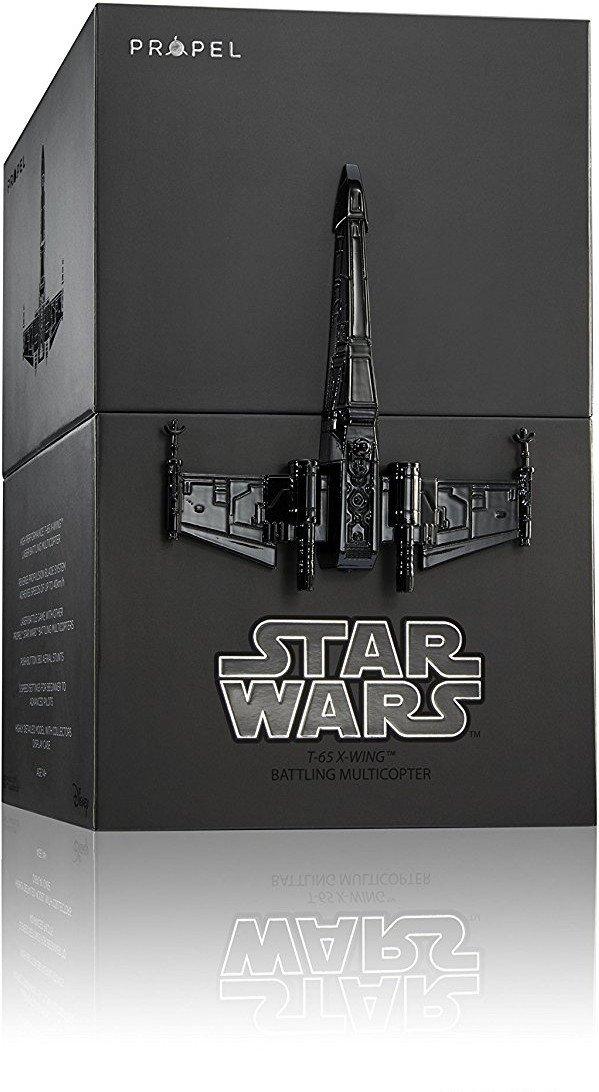 Propel aviones Star Wars coleccionistas edición caja vehículos ...