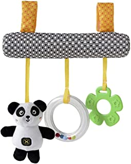G-wukeer Letto Campana giocattolo, Carro pendente animale Car Hanging Hanging Rattle for Baby.