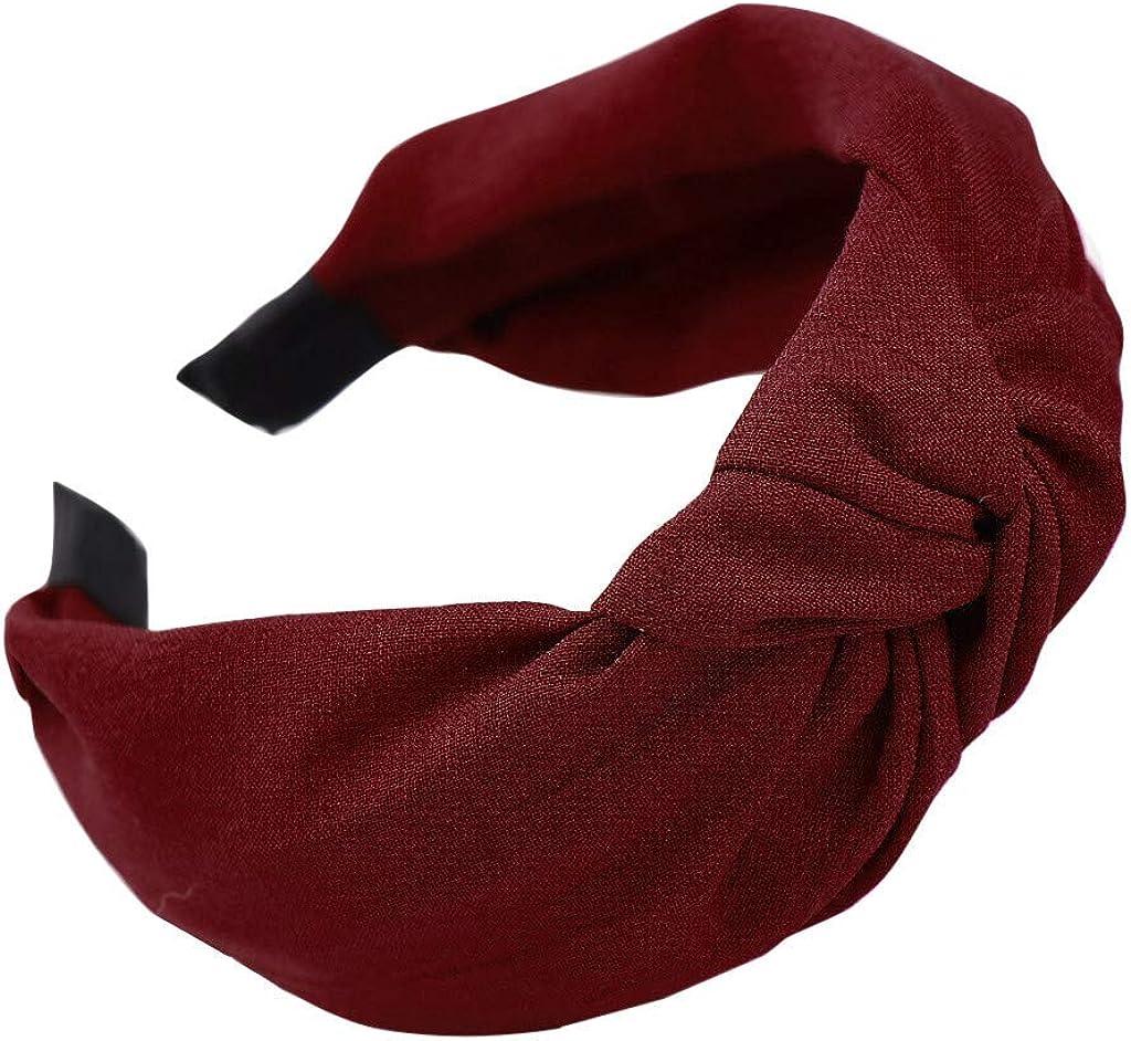 Lethez Bow Knot Hairband...