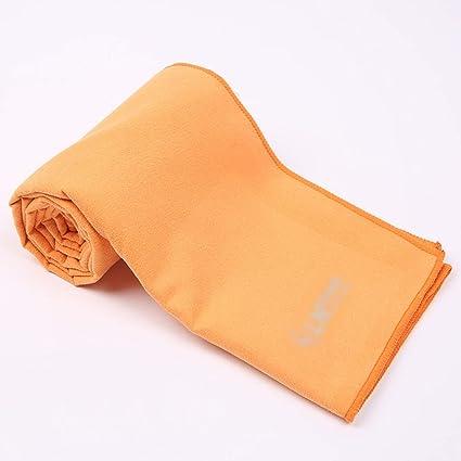 WEATLY Absorción de Sudor Toalla Deportiva Microfibra Toalla de Yoga Fresca con Sentido frío y Paquete