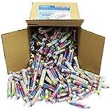 Sweet Tarts Candy Bulk - Wonka Sweetarts Twist Wrap Candies Party Box in a 6x6x6 Family Size