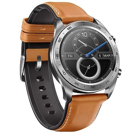 Docooler Huawei Honor Reloj Magic Smart Watch 1.2 Pulgadas Pantalla en Color Amol GPS Reloj de