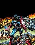 Essential Captain America, Vol. 5 (Marvel Essentials) by Kirby, Jack, Isabella, Tony, Warner, John, Mantlo, Bill, Wol (2010) Paperback