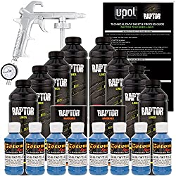 Image of the product U Pol Raptor Reflex Blue that is listed on the catalogue brand of U-Pol.