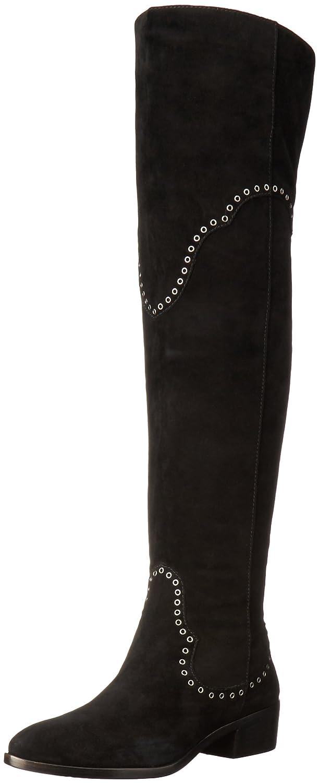 FRYE Women's Ray Grommet OTK Slouch Boot B01AJL4ALO 8 B(M) US|Black
