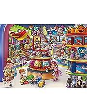 little tigger 1 000 bitar pussel för vuxna barn - leksaksbutik pussel gör-det-själv familj roligt pussel spel