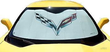 Sun Shade for Chevy Corvette Coverking Custom Sunshield