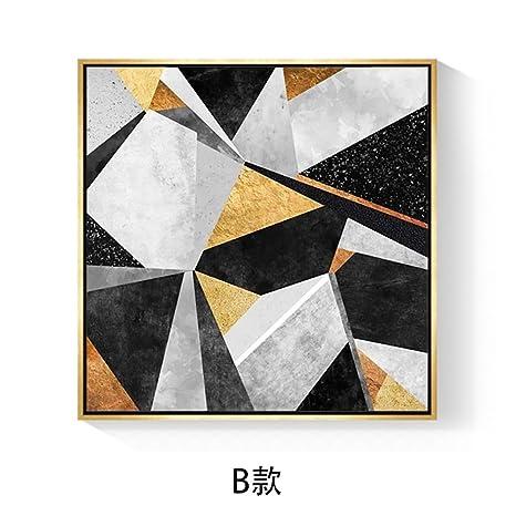 Amazon.com: XiYunHan Mural Moderno Minimalista Abstracto ...