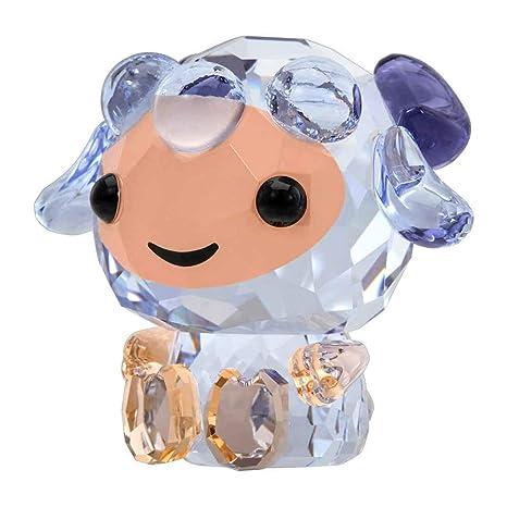 Amazon.com: vidrio Swarovski zodiac-sincere figura ...